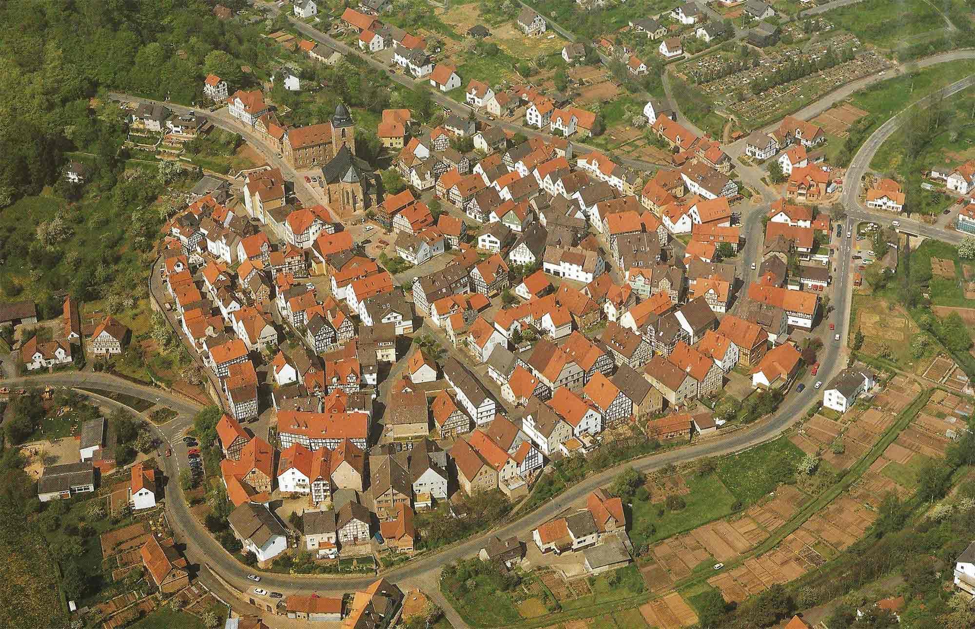 Stadt Naumburg 1992