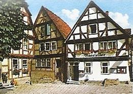 Marktplatz Altstadt Naumburg