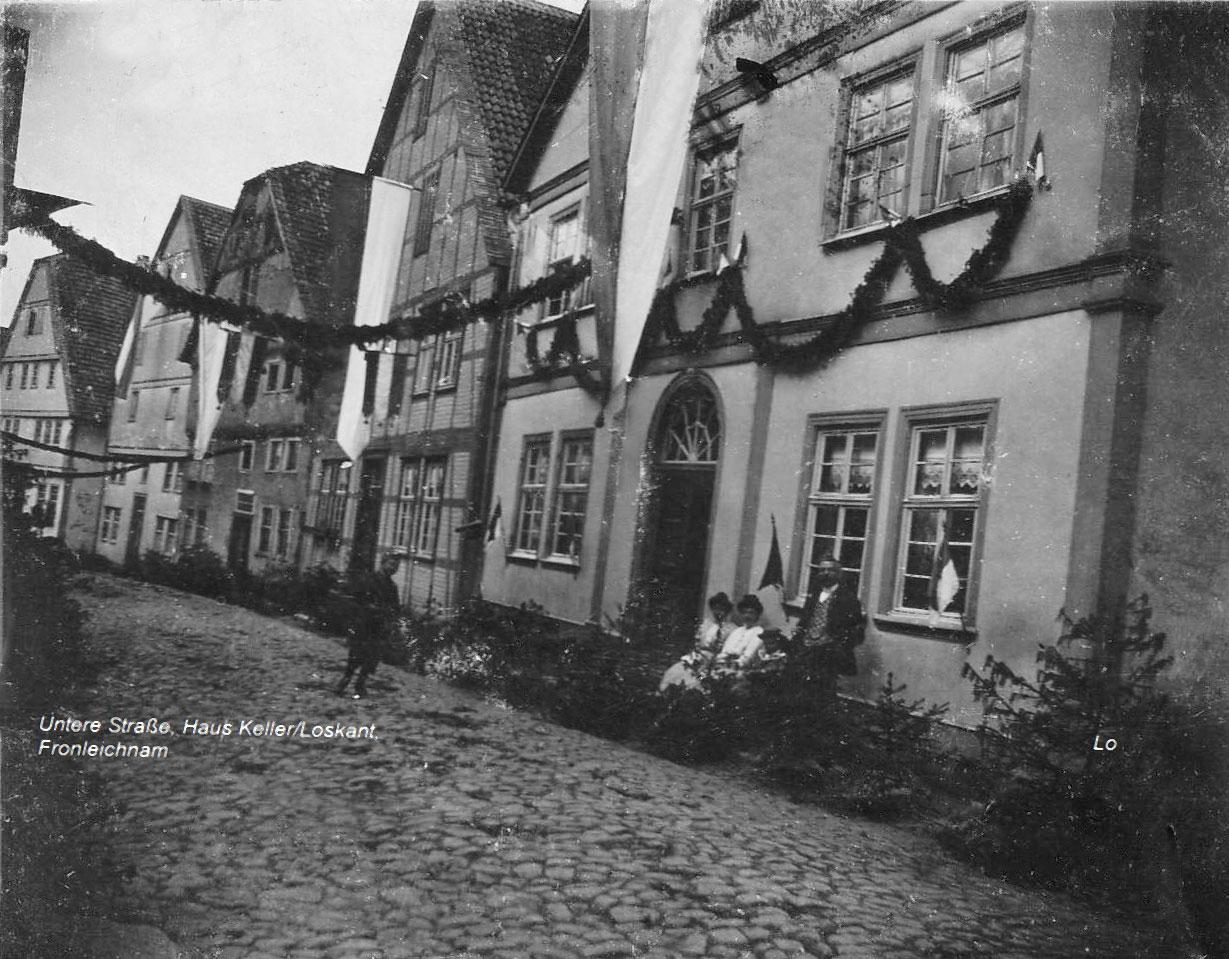 Untere Straße Altstadt Naumburg