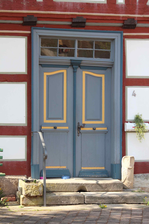 Haustür Altstadt Naumburg