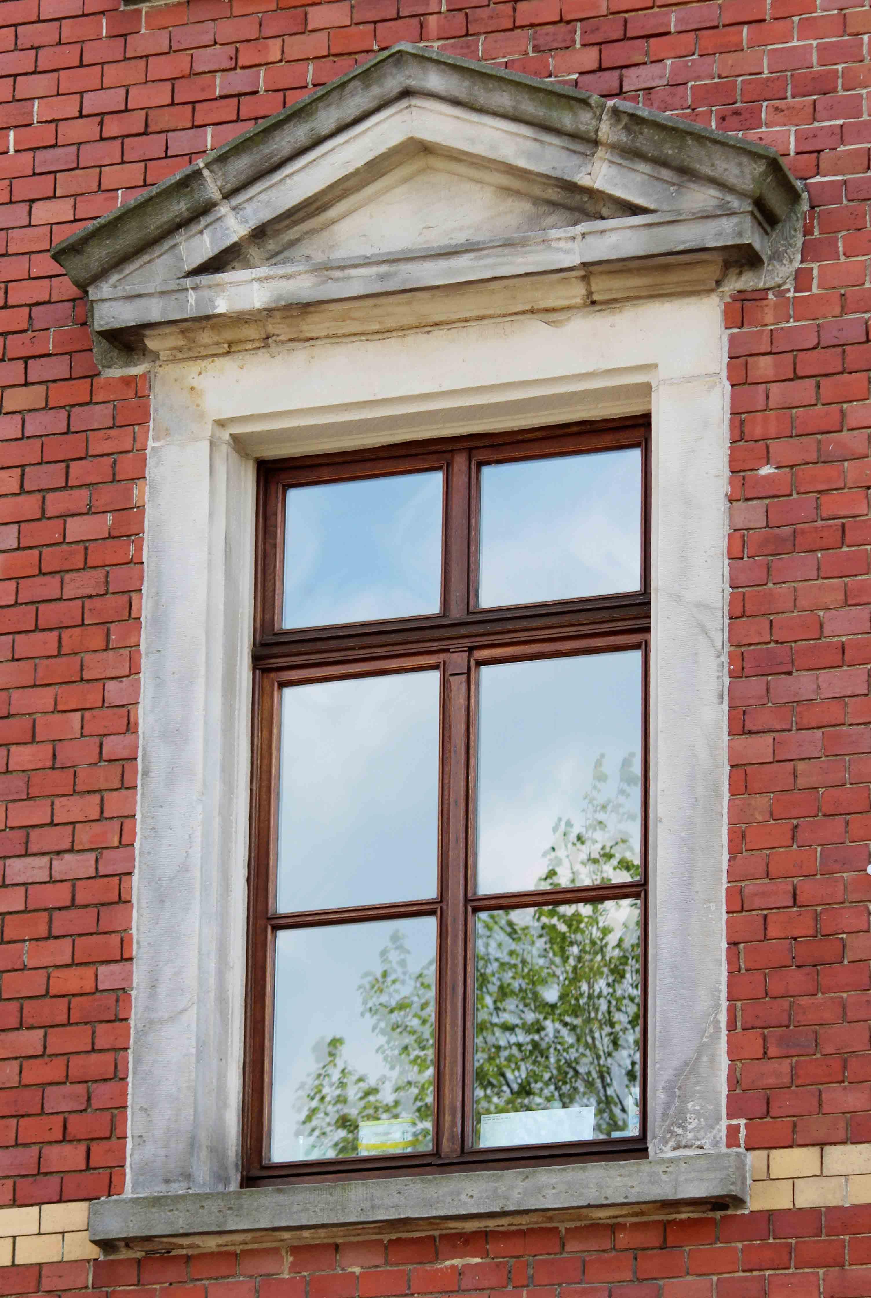 Fenster Altstadt Naumburg
