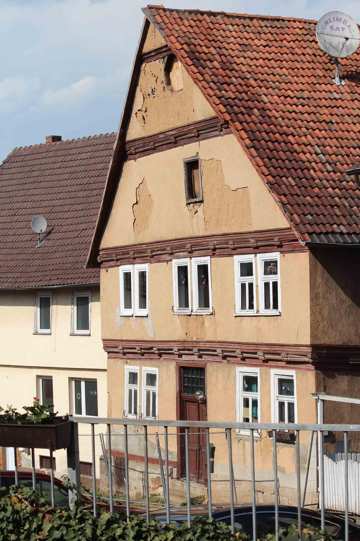 Haus Graf Volkwin Straße Altstadt Naumburg
