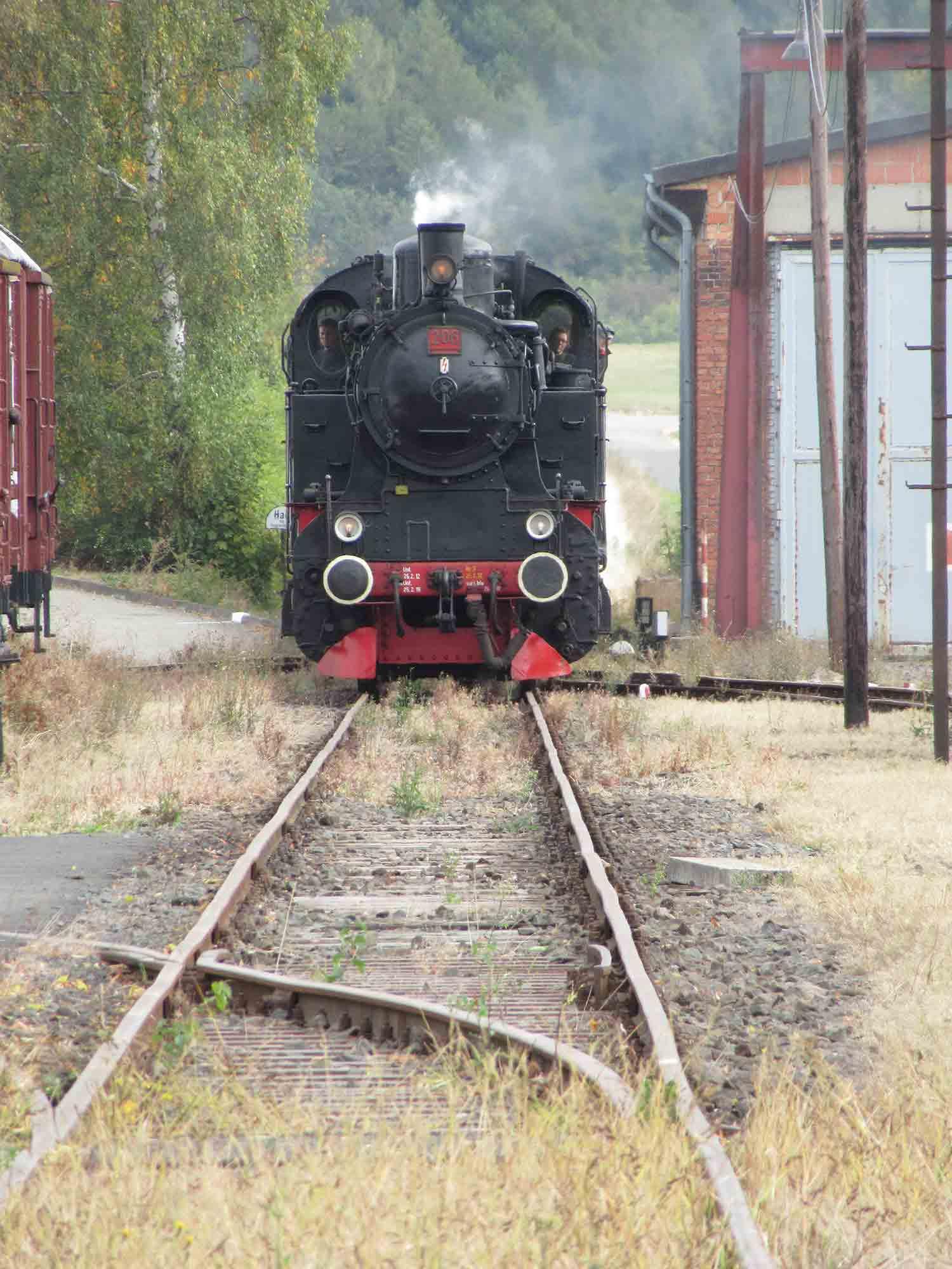 Kleinbahn in Action