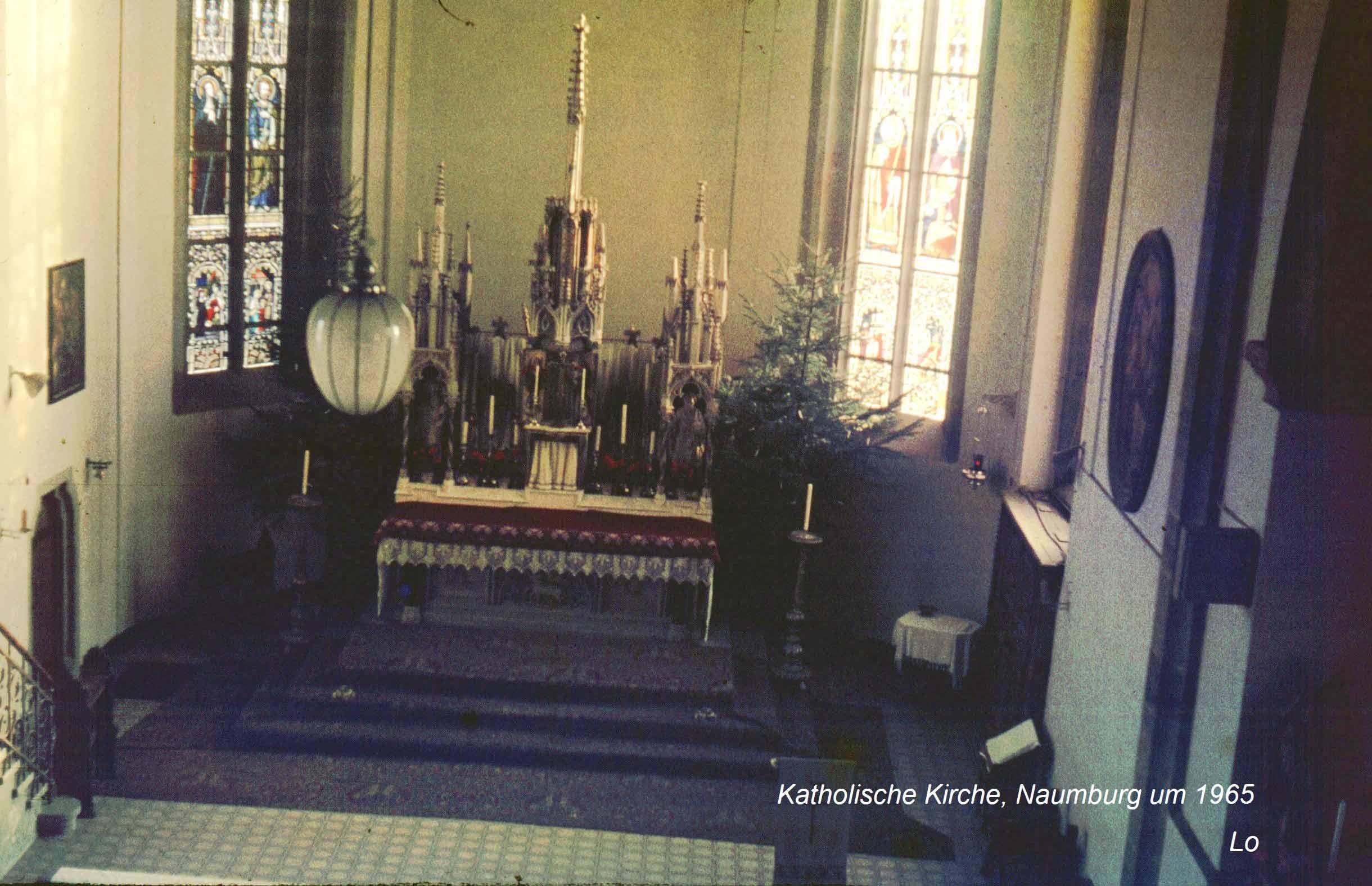 Kirche Altstadt Naumburg