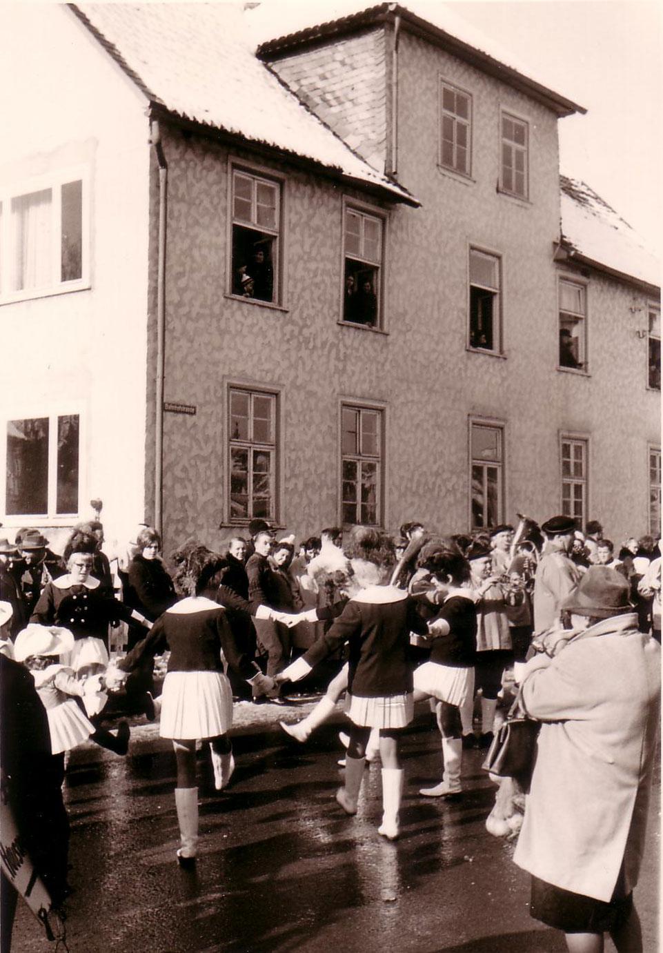 Karneval in Naumburg