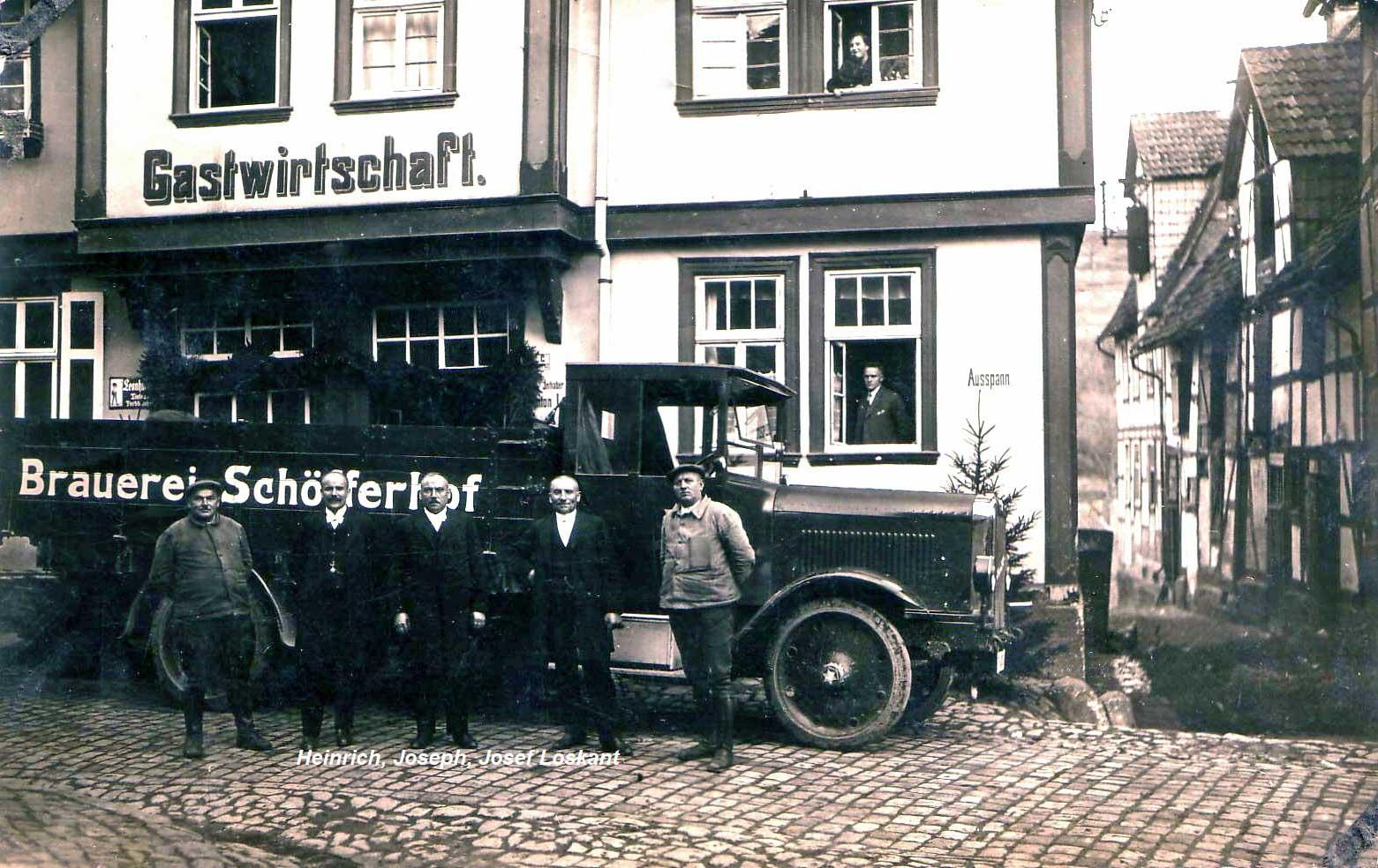 Altes Foto Altstadt Naumburg