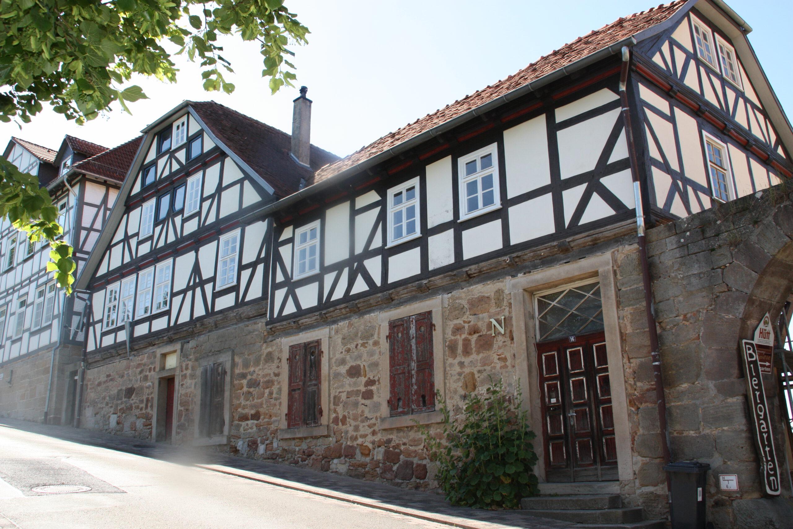 Alte Schule Naumburg