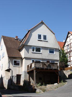 Wohnhaus Naumburg